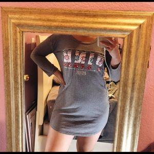 PINK Victoria's Secret Intimates & Sleepwear - • DONATING SOON • PINK Pajama Shirt/Dress